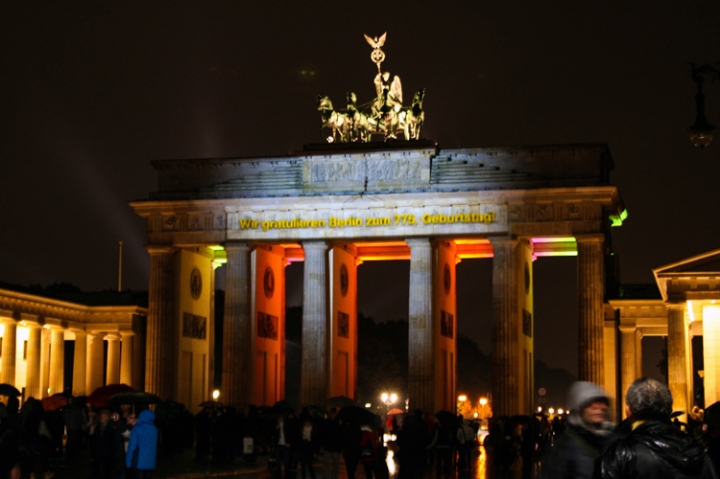 Berlin and the Festival ofLights