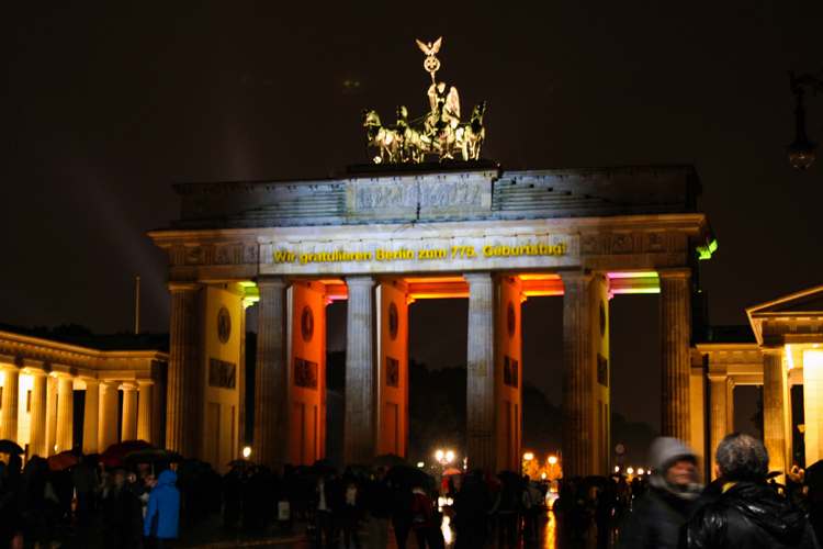 Berlin and the Festival of Lights