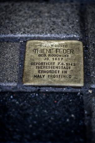 Found in Mitte, Berlin