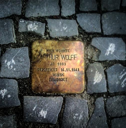 Found in Charlottenburg, Berlin