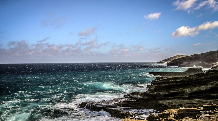 Weekly Photo Challenge .Sea