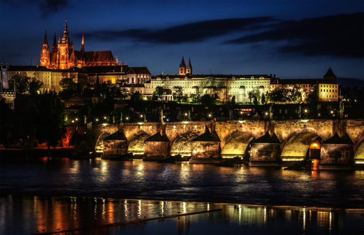 Exploring Praha