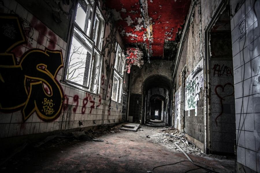 Berlin's Zombie Hospital